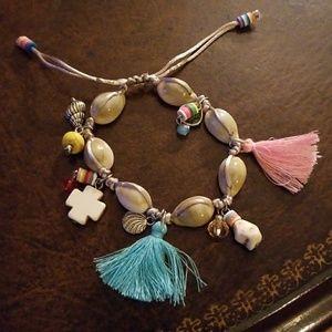 Boho Style Shell Design Bracelet
